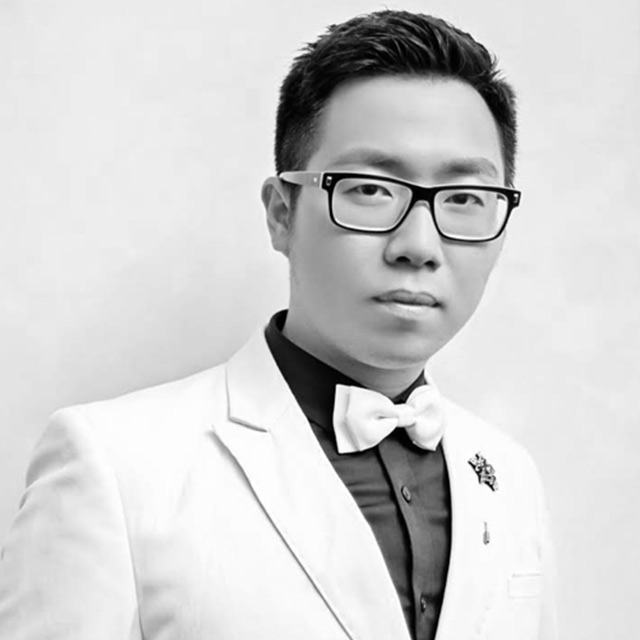 Adam Yu, business owner.